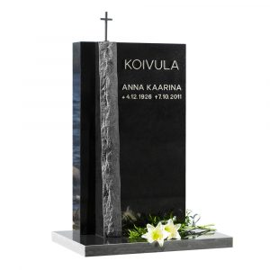 Kivilähde, Ritva-Liisa Pohjalainen, gravstenar, design