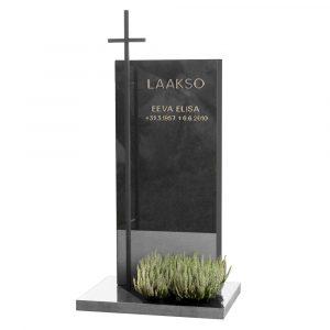 Kivilähde, Ritva-Liisa Pohjalainen, hautakivet
