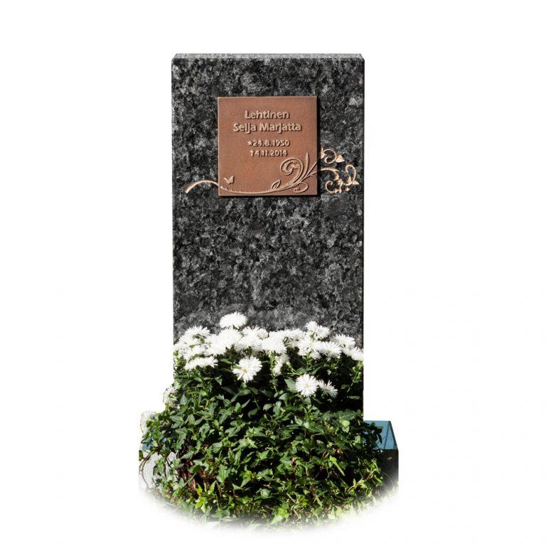 Kivilähde, hautakivi, pieni