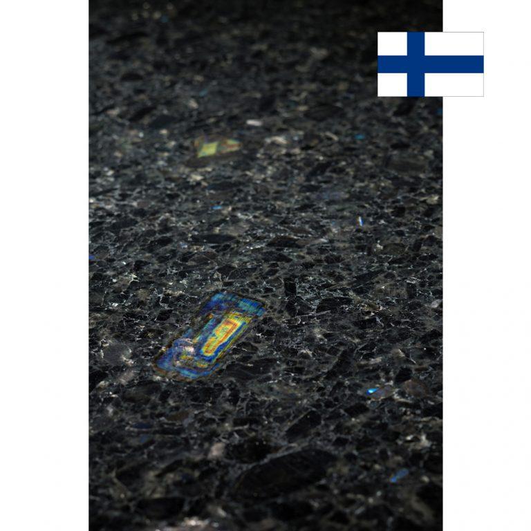 Kivilähde, kivitaso. luonnonkivi, suomalainen