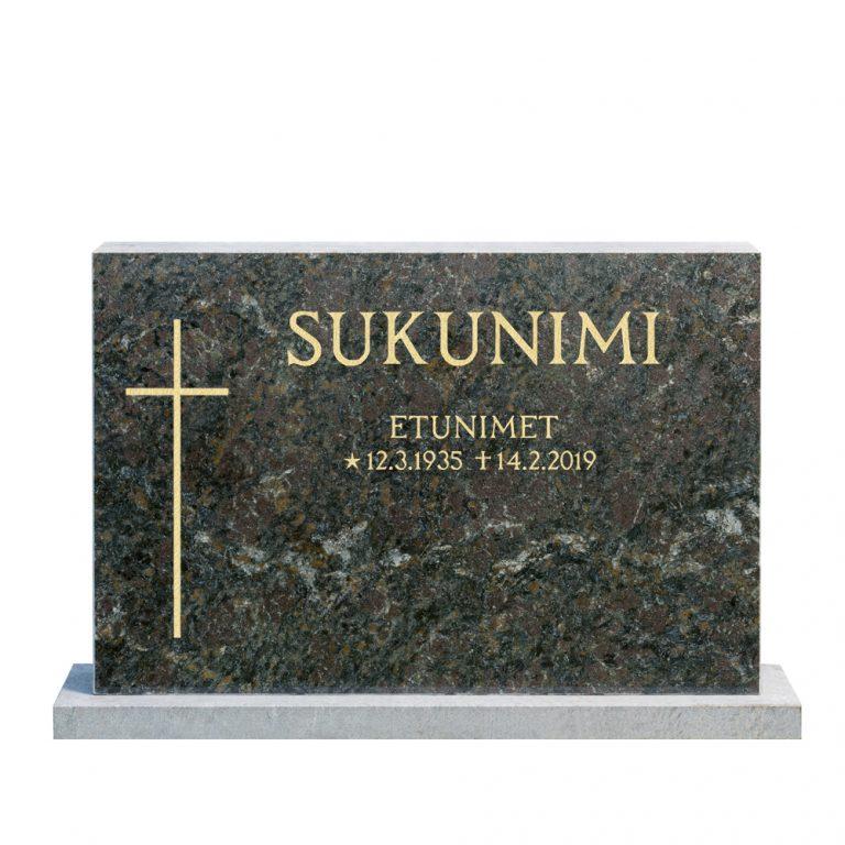 Kivilähde, hautakivet, tarjous