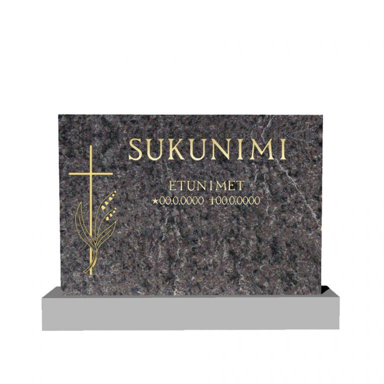 Kivilähde, hautakivet, tarjoukset